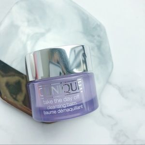 NWT Clinique Take the day Off Cleansing Balm Mini
